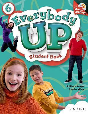 Everybody Up: 6: Student Book with Audio CD Pack