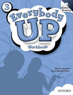 Everybody Up: 3: Workbook with Online Practice