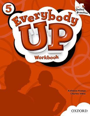 Everybody Up: 5: Workbook with Online Practice Pack