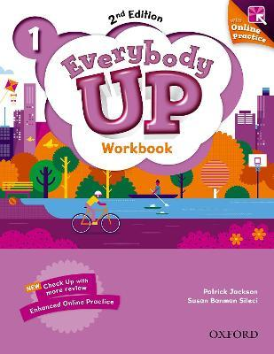 Everybody Up: Level 1: Workbook with Online Practice