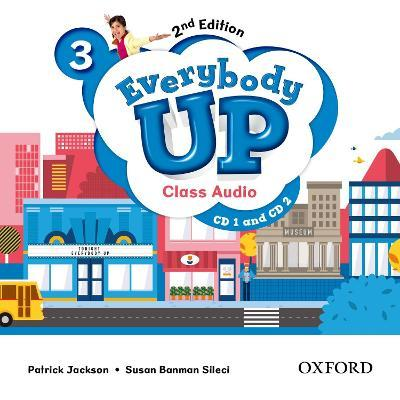 Everybody Up Level 3 Class Audio CD  Linking your classroom to the wider world