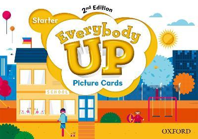 Everybody Up: Starter Level: Picture Cards
