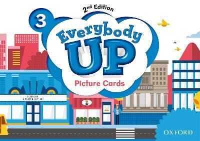 Everybody Up: Level 3: Picture Cards