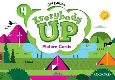 Everybody Up: Level 4: Picture Cards