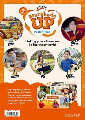 Everybody Up: Level 2: Posters