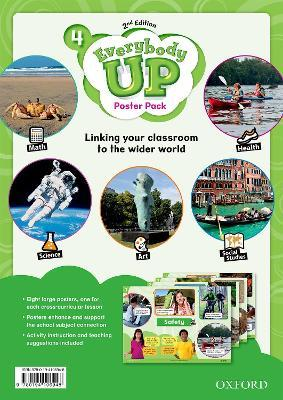 Everybody Up: Level 4: Posters
