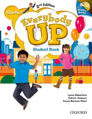 Everybody Up: Starter Level: Student Book with Audio CD Pack