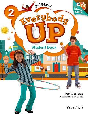 Everybody Up: Level 2: Student Book with Audio CD Pack