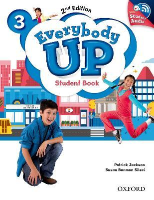 Everybody Up: Level 3: Student Book with Audio CD Pack