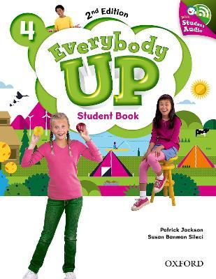 Everybody Up: Level 4: Student Book with Audio CD Pack