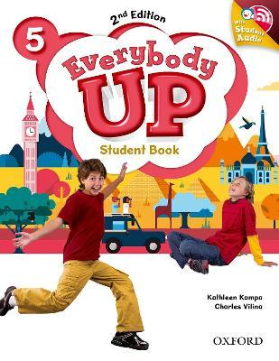 Everybody Up: Level 5: Student Book with Audio CD Pack
