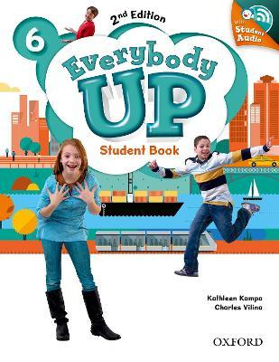 Everybody Up: Level 6: Student Book with Audio CD Pack