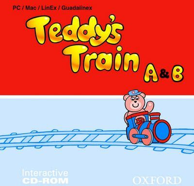 Teddy's Train: CD-ROM B Beginner level