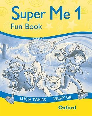 Super Me: 1: Fun Book