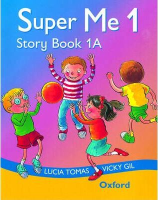 Super Me: Story Book A Level 1