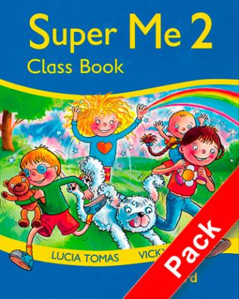 Super Me: 2: Teacher's Resource Pack (Teacher's Resource Book and Story Books 2A & 2B)