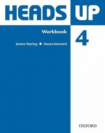 Heads Up: 4: Workbook
