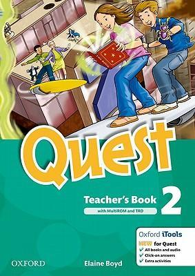 QUEST 2 (+INTERACTIVE WHITEBOARD RESOURC