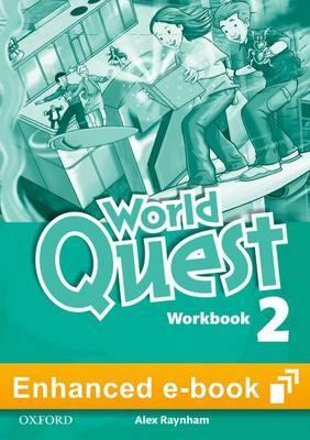 World Quest: Workbook e-Book