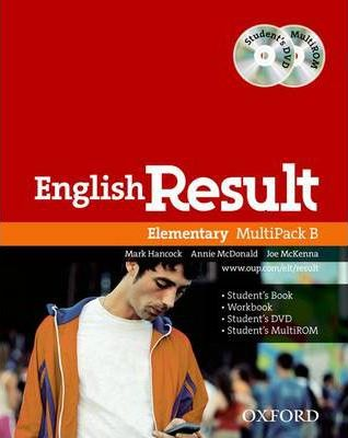 English Result: Elementary: Multipack B