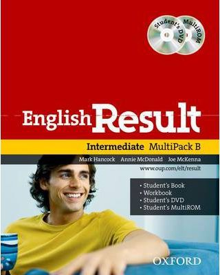 English Result: Intermediate: Multipack B