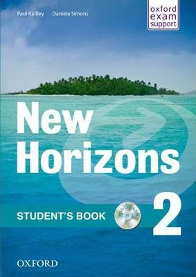 New Horizons 2: Student's Book Pack