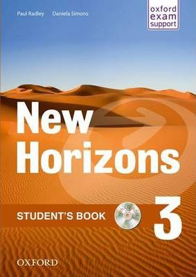 New Horizons 3: Student's Book Pack