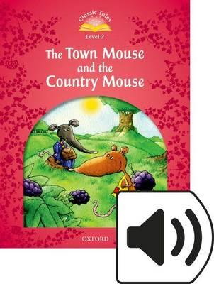 Classic Tales 2e 2 Town Mouse & Country Mouse MP3 Audio (Lmtd+Perp)