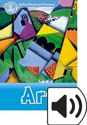 Oxford Read & Discover 1 Art MP3 Audio (Lmtd+Perp)