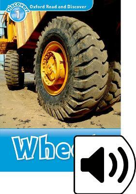 Oxford Read & Discover 1 Wheels MP3 Audio (Lmtd+Perp)