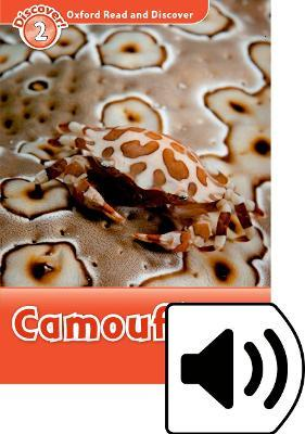 Oxford Read & Discover 2 Camouflage MP3 Audio (Lmtd+Perp)