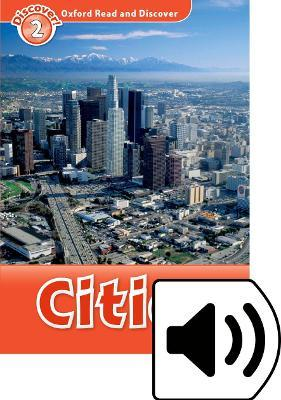 Oxford Read & Discover 2 Cities MP3 Audio (Lmtd+Perp)