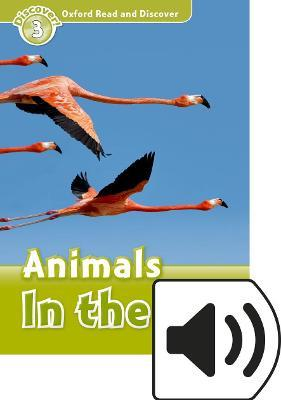 Oxford Read & Discover 3 Animals in the Air MP3 Audio (Lmtd+Perp)