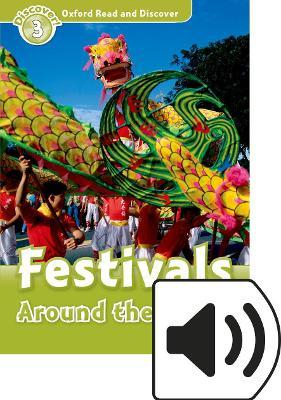 Oxford Read & Discover 3 Festivals Around the World MP3 Audio (Lmtd+Perp)