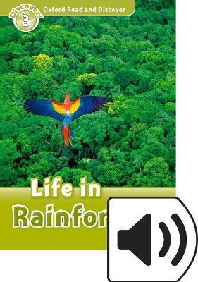 Oxford Read & Discover 3 Life in Rainforests MP3 Audio (Lmtd+Perp)