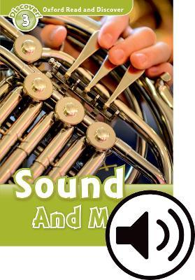 Oxford Read & Discover 3 Sound & Music MP3 Audio (Lmtd+Perp)