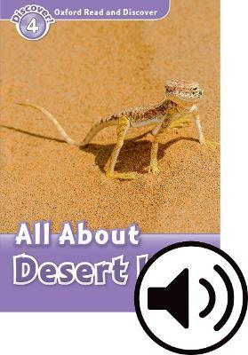 Oxford Read & Discover 4 All About Deserts MP3 Audio (Lmtd+Perp)