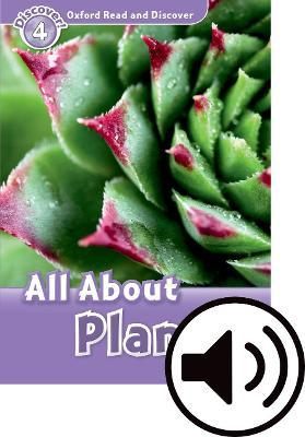 Oxford Read & Discover 4 All About Plants MP3 Audio (Lmtd+Perp)