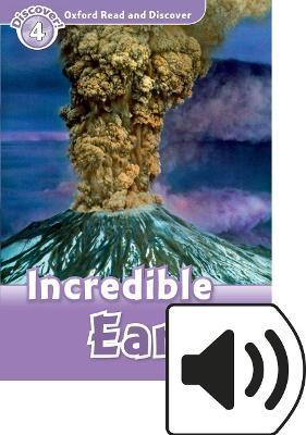 Oxford Read & Discover 4 Incredible Earth MP3 Audio (Lmtd+Perp)
