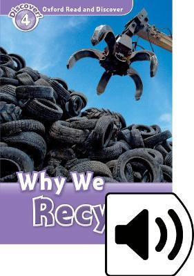 Oxford Read & Discover 4 Why We Recycle MP3 Audio (Lmtd+Perp)