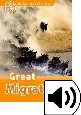 Oxford Read & Discover 5 Great Migrations MP3 Audio (Lmtd+Perp)