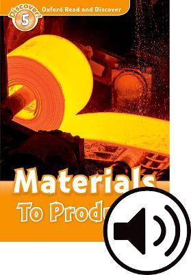 Oxford Read & Discover 5 Materials to Products MP3 Audio (Lmtd+Perp)