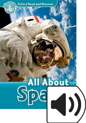 Oxford Read & Discover 6 All About Space MP3 Audio (Lmtd+Perp)