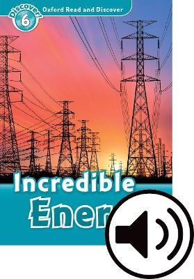 Oxford Read & Discover 6 Incredible Energy MP3 Audio (Lmtd+Perp)
