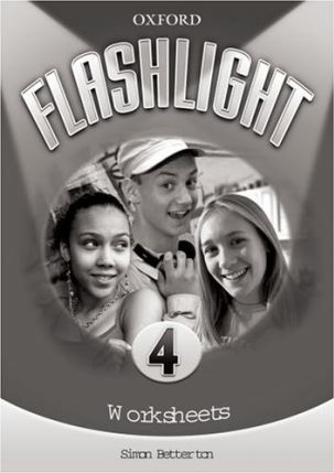Flashlight 4: Worksheets