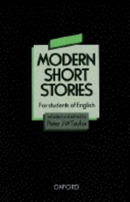 Modern Short Stories for Student of English