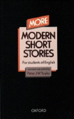 More Modern Short Stories for Students of English