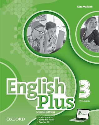 English Plus: Level 3: Workbook with access to Practice Kit