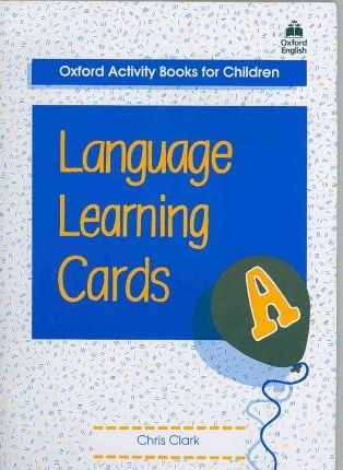 Oxford Activity Book for Children: Language Learning Cards Pack A Bks. 1-3