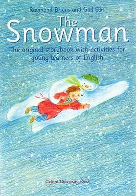The Snowman: Activity Book